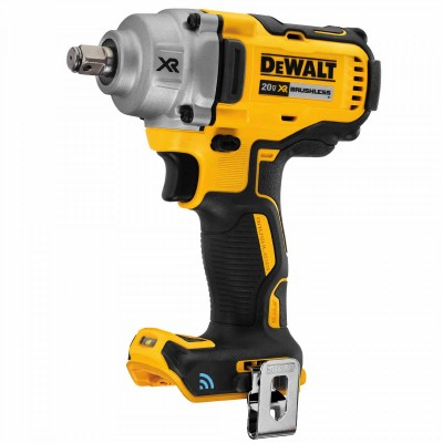 """20V MAX* TOOL CONNECT™ 1/2"""" MID-RANGE IMPACT WRENCH WITH HOG RING ANVIL (TOOL ONLY)"""