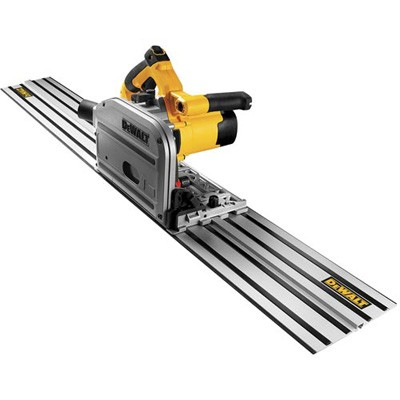 "6-1/2 (165mm) TrackSaw Kit with 59"" Track"