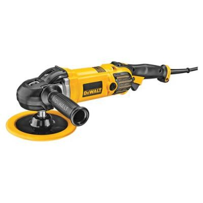 7 in. / 9 in. Variable Speed Polisher with Soft Start