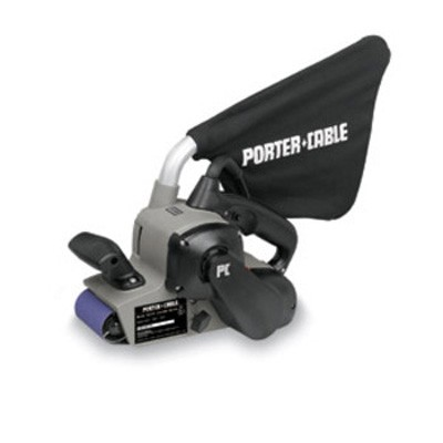3-in x 21-in Variable-Speed Sander with Dust Bag