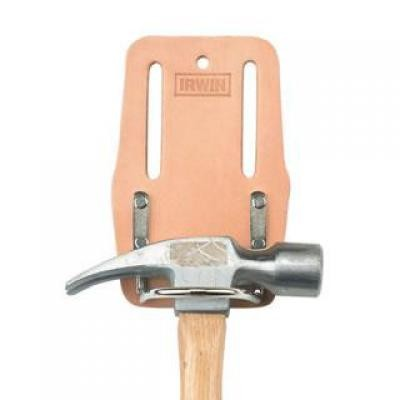 Saddle Leather Hammer Holder (Natur