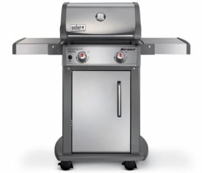 Spirit® S-210™ Stainless Steel Natural Gas Grill