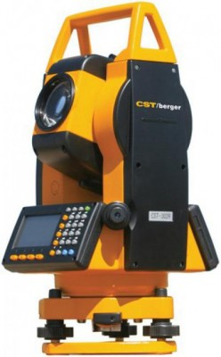 5 Second Reflectorless Total Station W/NA Charger