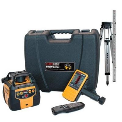 Horizontal Single Beam Rotary Laser Complete Package