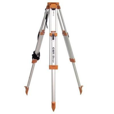 Contractor's Aluminum Flat Head Tripod with Quick Release