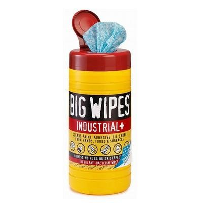 Industrial Plus+ Wipes