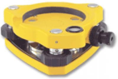 Tribrach Optical Plummet Topcon Yellow