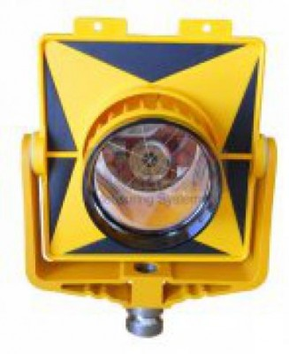 Value Line Single Tilt Prism Assembly Yellow