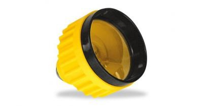 Prism in Canister Yellow