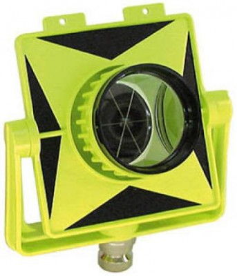 Value Line Single Tilt Prism Assembly Chartreuse