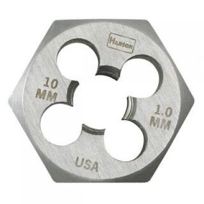 "6.3 mm - 1.00 mm, HCS Hex 1"" Across"