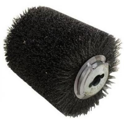 "4-3/4"" Wire Brush Wheel - Metal Finishing"