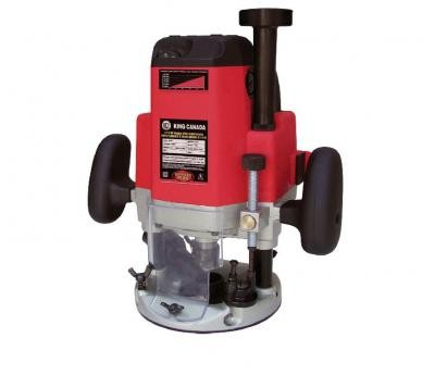 3 1/4 HP Variable Speed Plunge Router