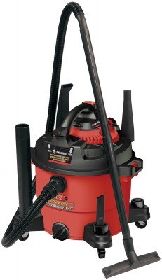8 Gallon Wet•Dry Vacuum with Detachable Blower, 5 Peak HP