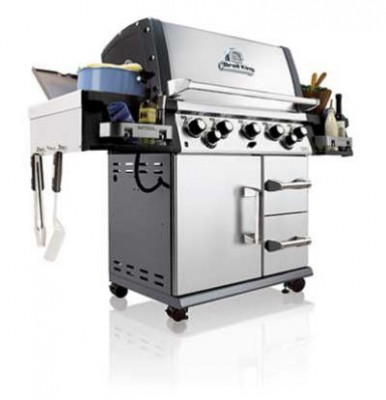 Imperial™ 590 - Stainless Steel Natural Gas BBQ
