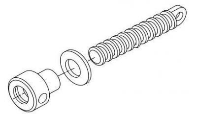 Handle & Screw Assembly