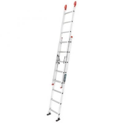 16' Aluminum Extension Ladder 250 lbs. (In store pick up only)