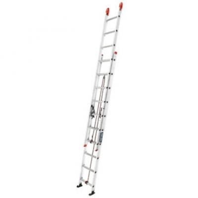 20' Aluminum Extension Ladder 250 lbs. (In store pick up only)