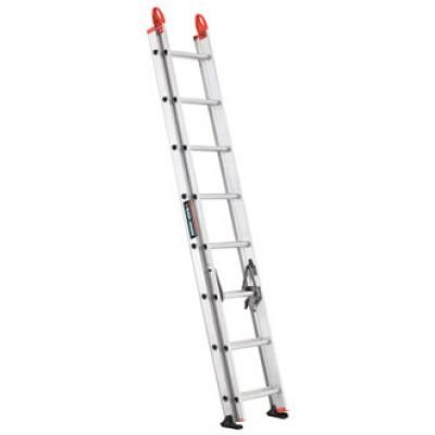 16' Aluminum Extension Ladder 225 lbs (In store pick up only)