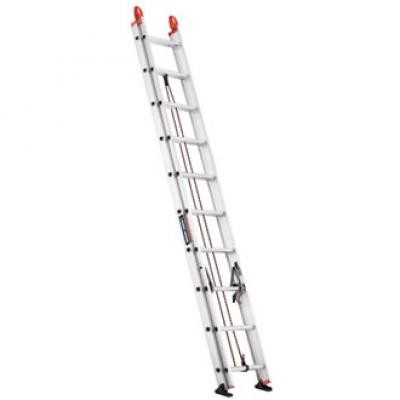 20' Aluminum Extension Ladder 225 lbs. (In Store Pick Up Only)