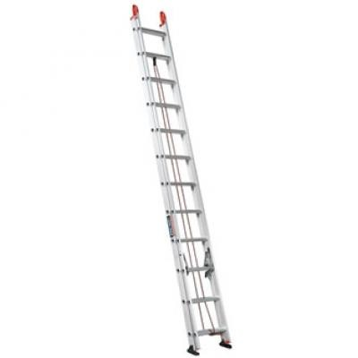 24' Aluminum Extension Ladder 225 lbs. (In store pick up only)