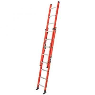 16' Fiberglass Extension Ladder 250 lbs. (In store pick up only)