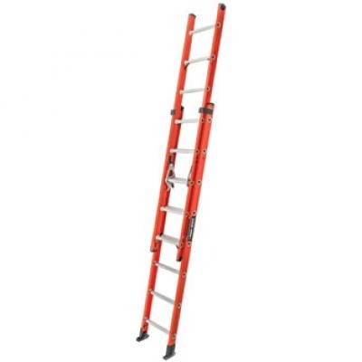 16' Fiberglass Extension Ladder 225 lbs. (In store pick up only)