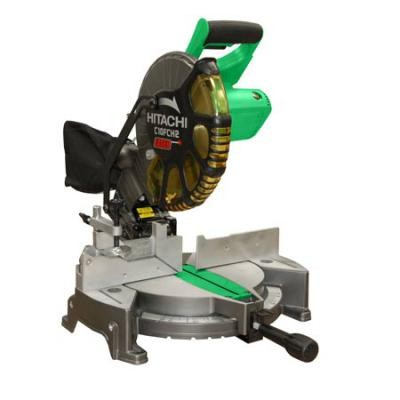 "10"" Compound Mitre Saw w/ Laser"