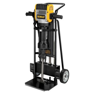 Pavement Breaker with Hammer Truck and Steel