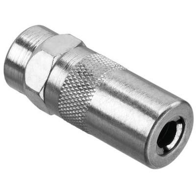 "Heavy Duty 1/8"" NPT Grease Gun Coupler"