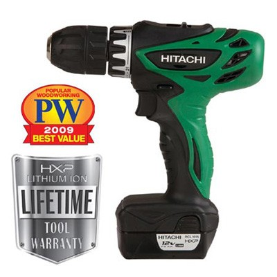10.8/12V Peak HXP Li-ion Micro Driver Drill - NO BATTERY INCLUDED