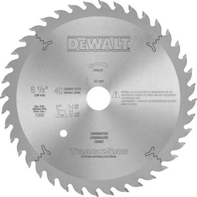 Precision Ground Woodworking Blade for TrackSaw™ System - 40T