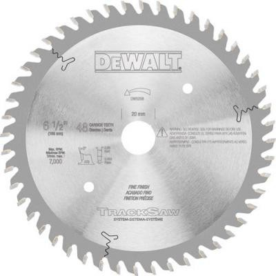 Precision Ground Woodworking Blade for TrackSaw™ System - 48T