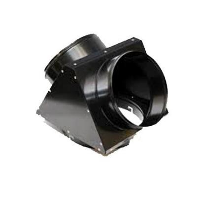 Dual Duct Adapter 12-inch/12-inch