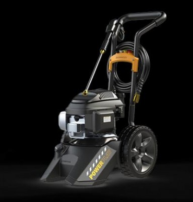 2500PSI Hotrod Pressure Washer - Briggs & Stratton Engine