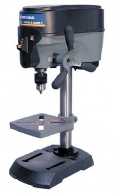 "8"" Drill Press with Dual Laser Guide System"