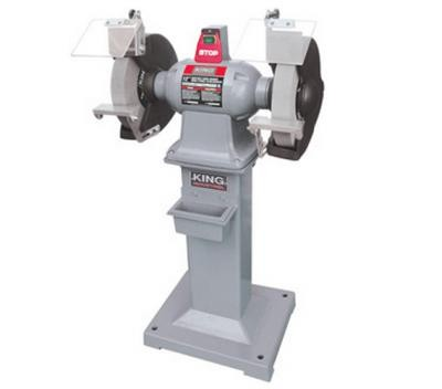 "12"" Heavy-Duty Bench Grinder With Floor Stand"