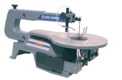 "16"" Variable Speed Scroll Saw"