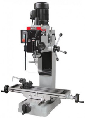 Gearhead Milling Drilling Machine