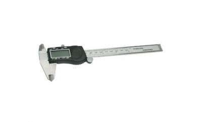 Digital Fractional Caliper
