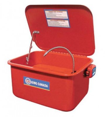Recirculating Parts Washer (5 Gallon)