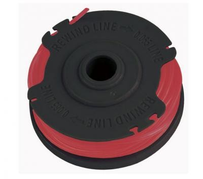 Replacement pre-wound single spool & line