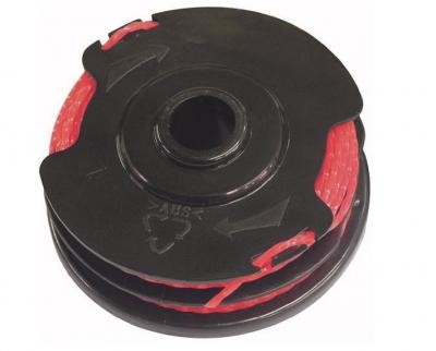 Replacement pre-wound double spool & line / Fits 8514GT