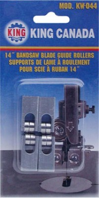 Ball Bearing Bandsaw Blade Guide Rollers