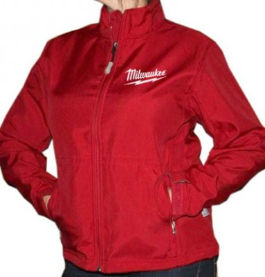 Performance Insulated Softshell jacket-womens (XL)