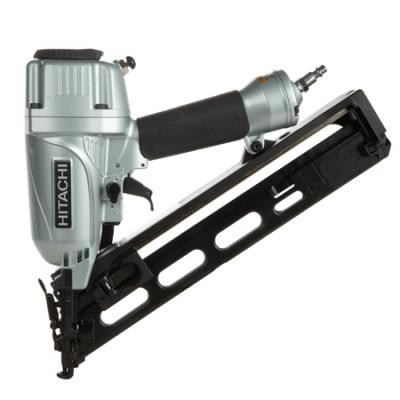 2-1/2-inch 15-Gauge Angled Finish Nailer with Air Duster