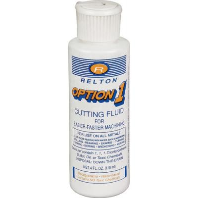Relton OPTION 1® Cutting Fluid - 4 Fl.oz.