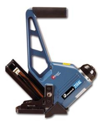 Adjustable Base L-Cleat Nailer w/ Factory-Installed Rollers
