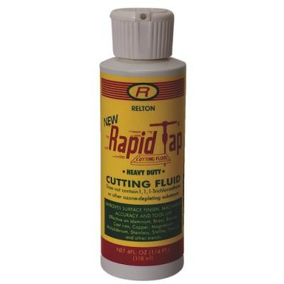Relton Rapid Tap® Cutting Fluid - 4 Fl.oz.
