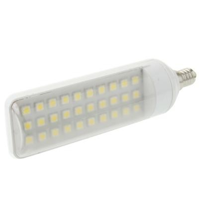 6W Warm White 30 LED 5050 SMD Corn Light Bulb, Base Type: E14